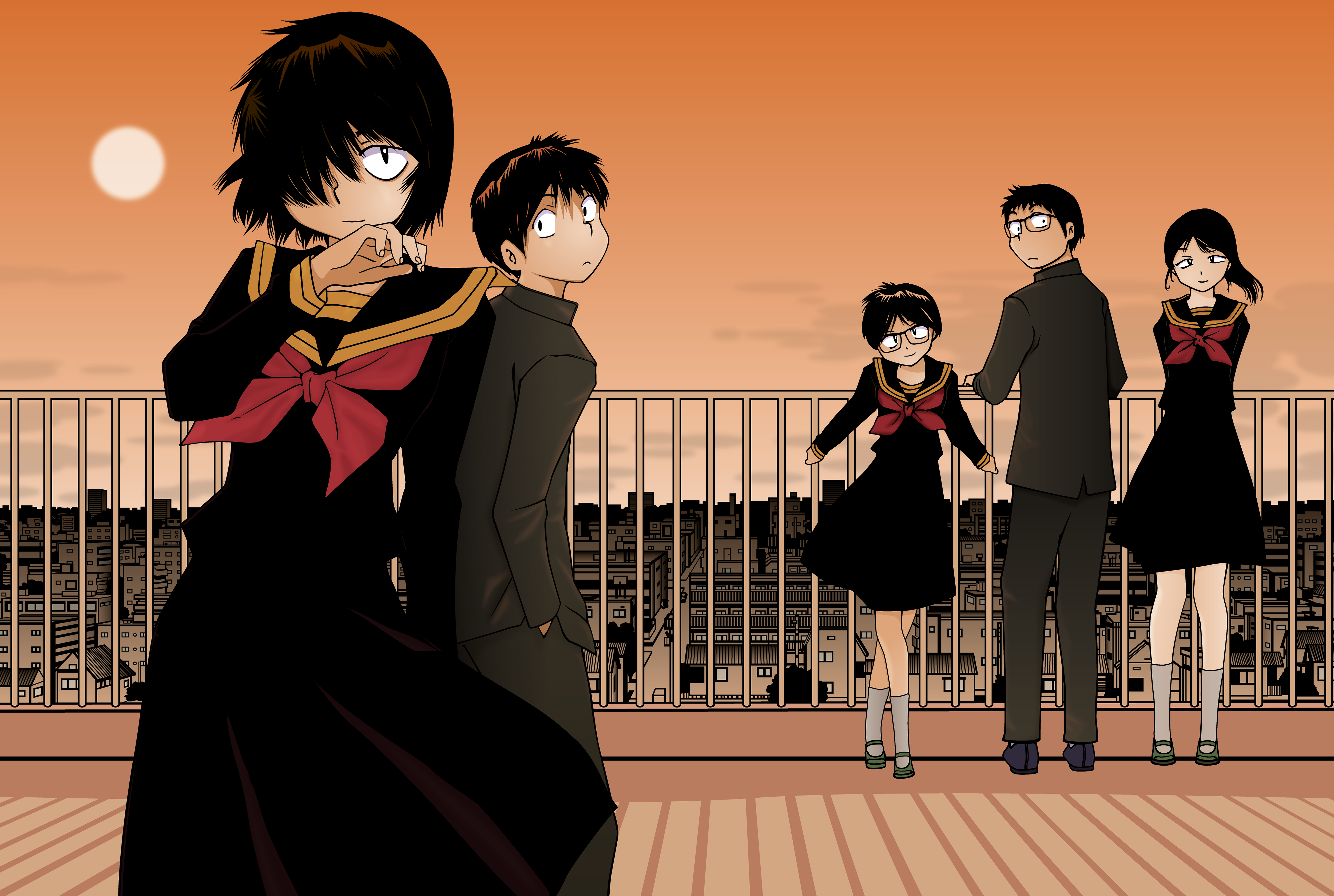 Mysterious Girlfriend X 4k Ultra HD Wallpaper And Background Image