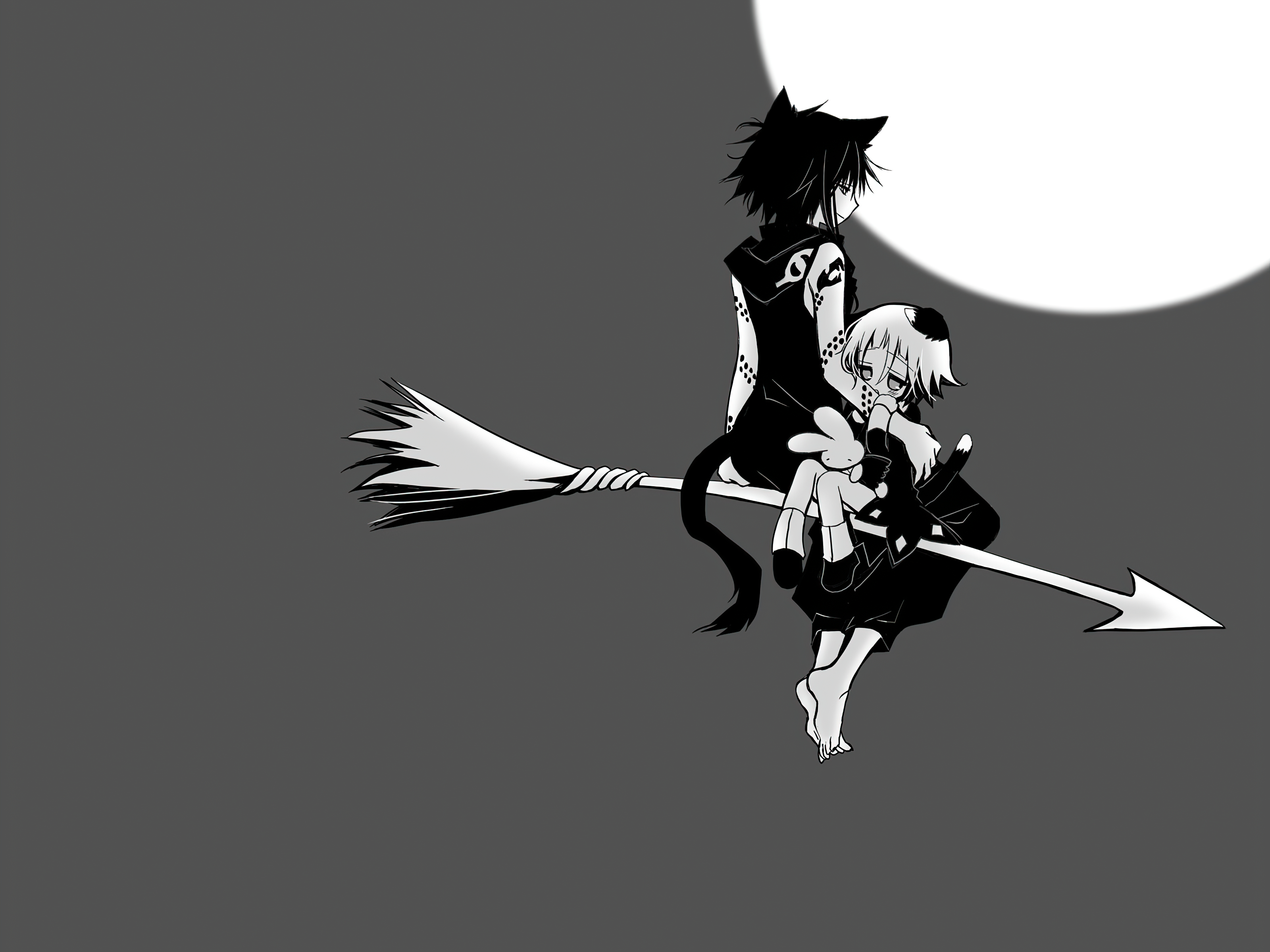 Soul Eater Hd Wallpaper Background Image 3200x2400 Id 844549