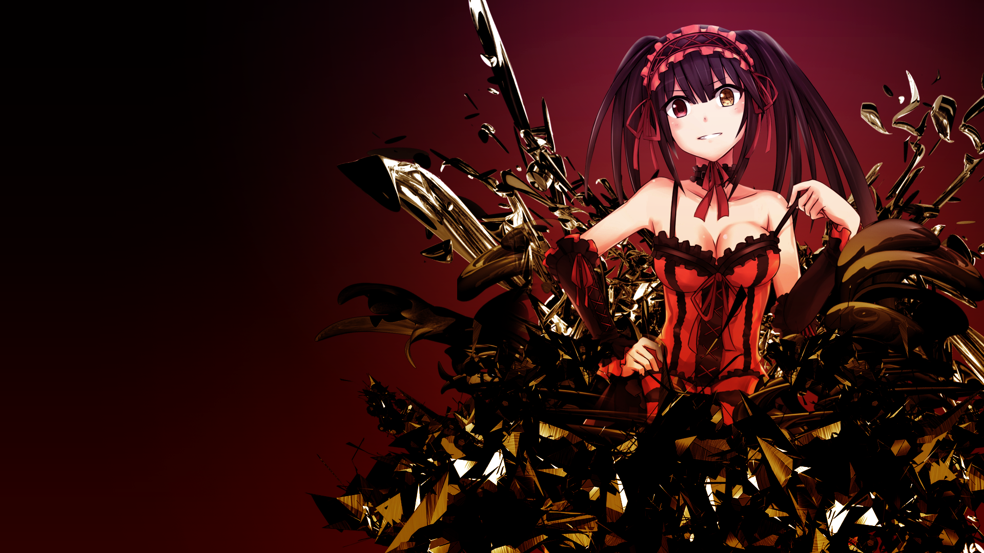 Date A Live Full HD Wallpaper And Background Image