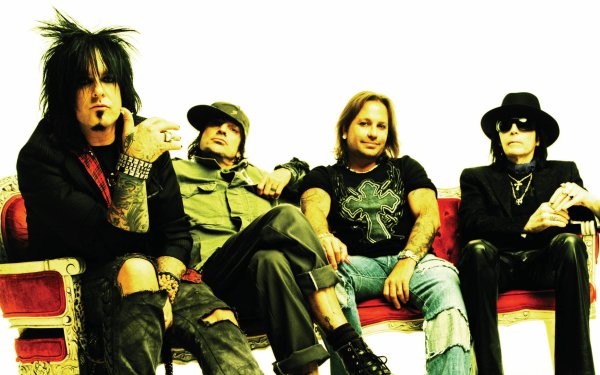 Music Mötley Crüe Band (Music) United States Heavy Metal Glam Metal HD Wallpaper | Background Image