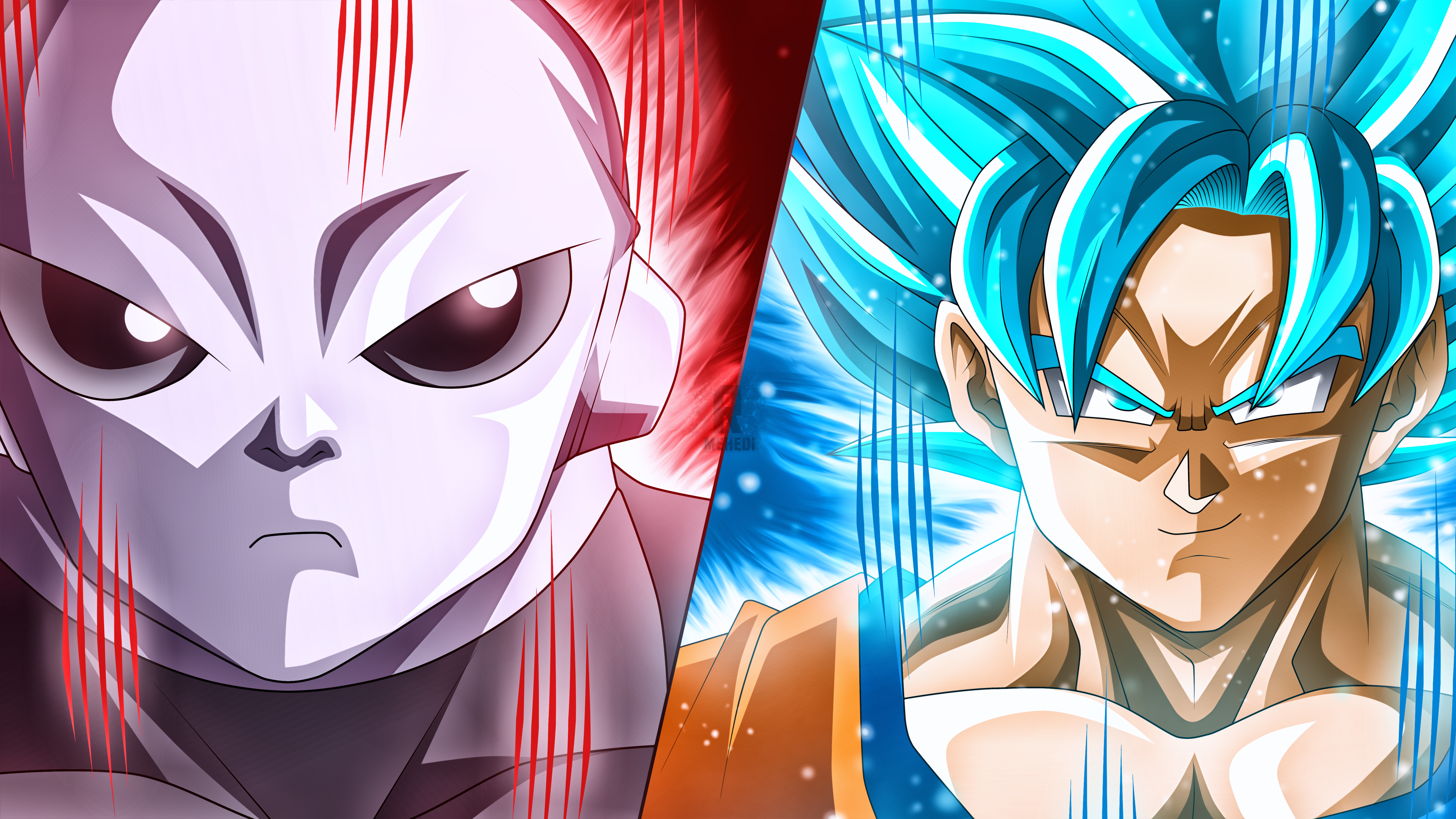 77 Jiren Dragon Ball Hd Wallpapers Background Images