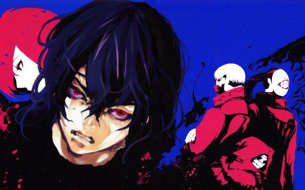 Anime Tokyo Ghoul Eto Yoshimura Ayato Kirishima Touka Kirishima Noro Tatara HD Wallpaper | Background Image