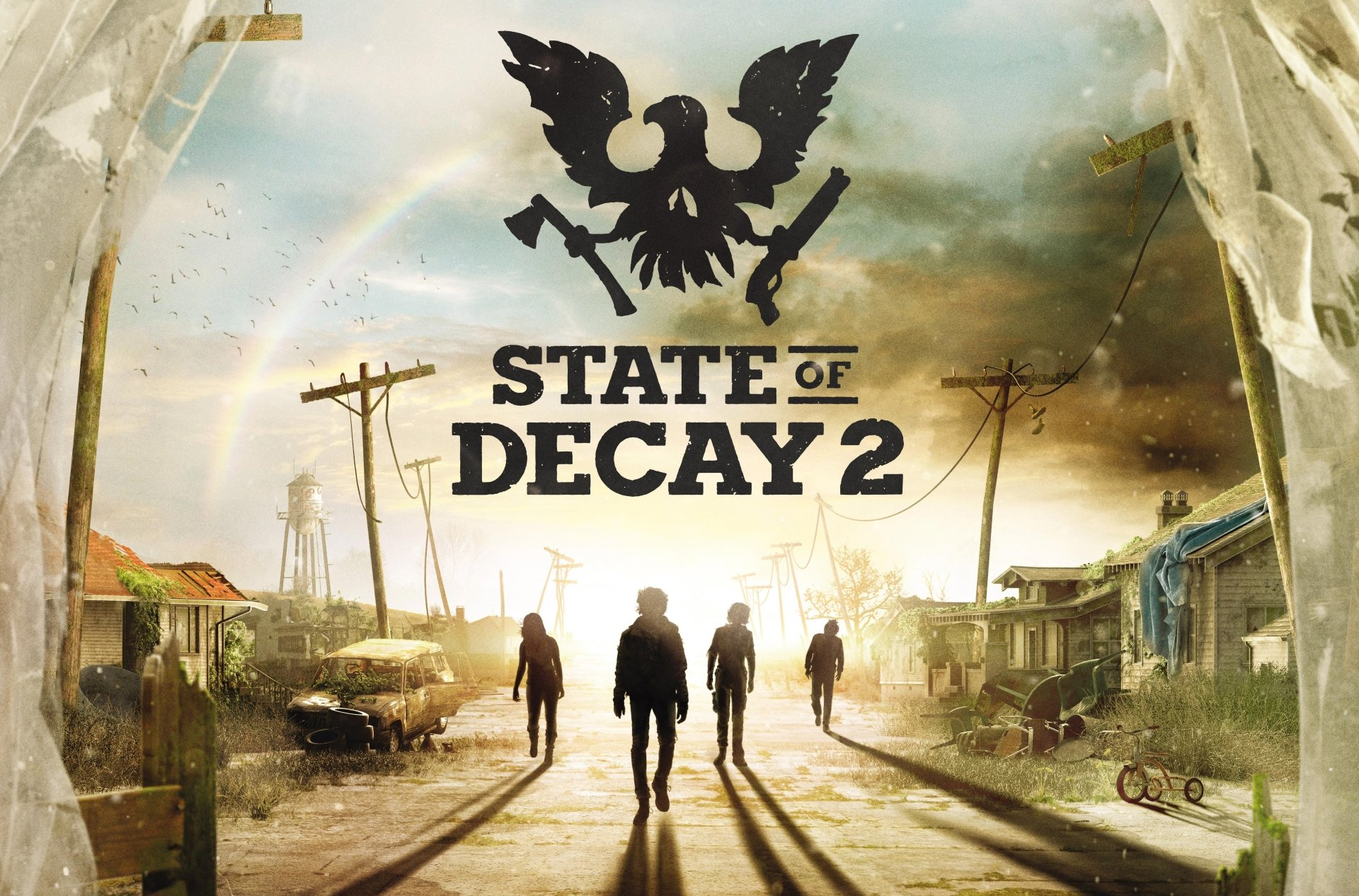 16 State Of Decay 2 Hd Wallpapers Background Images Wallpaper