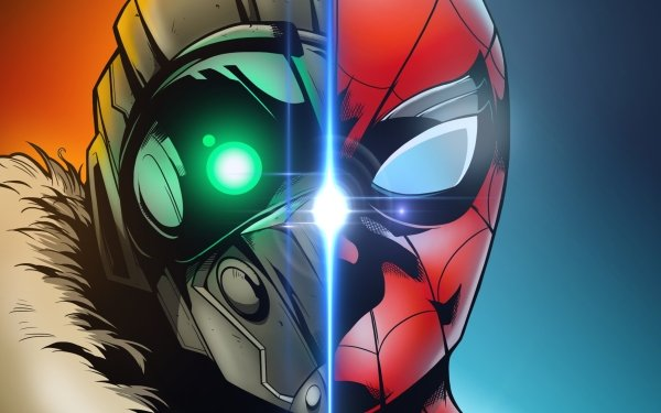 Comics Spider-Man Marvel Comics Vulture Spider-Man: Homecoming HD Wallpaper   Background Image