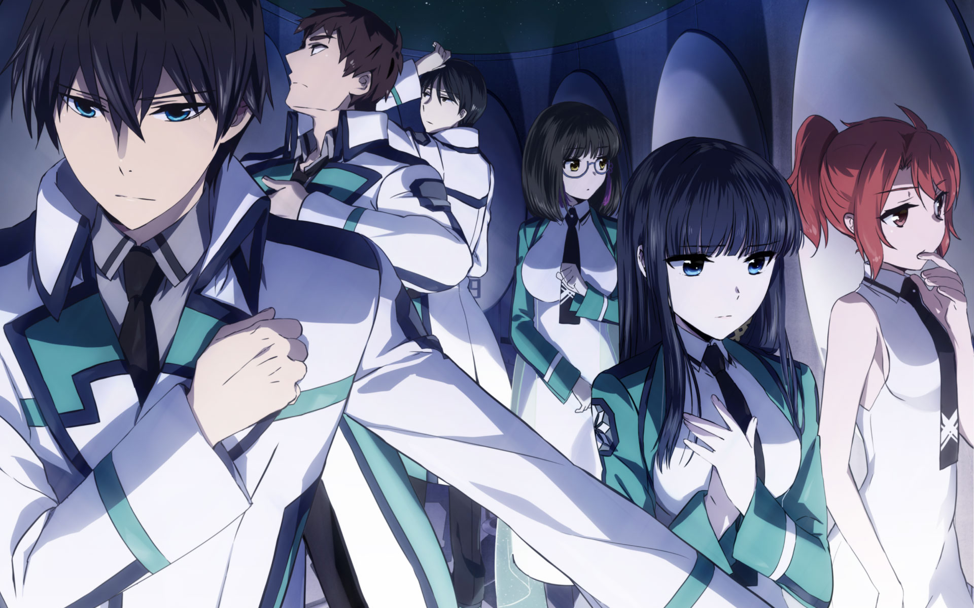 The Irregular At Magic High School Hd Wallpaper Background Image