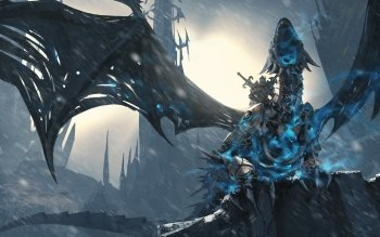 44 World Of Warcraft Wrath Of The Lich King Hd Wallpapers