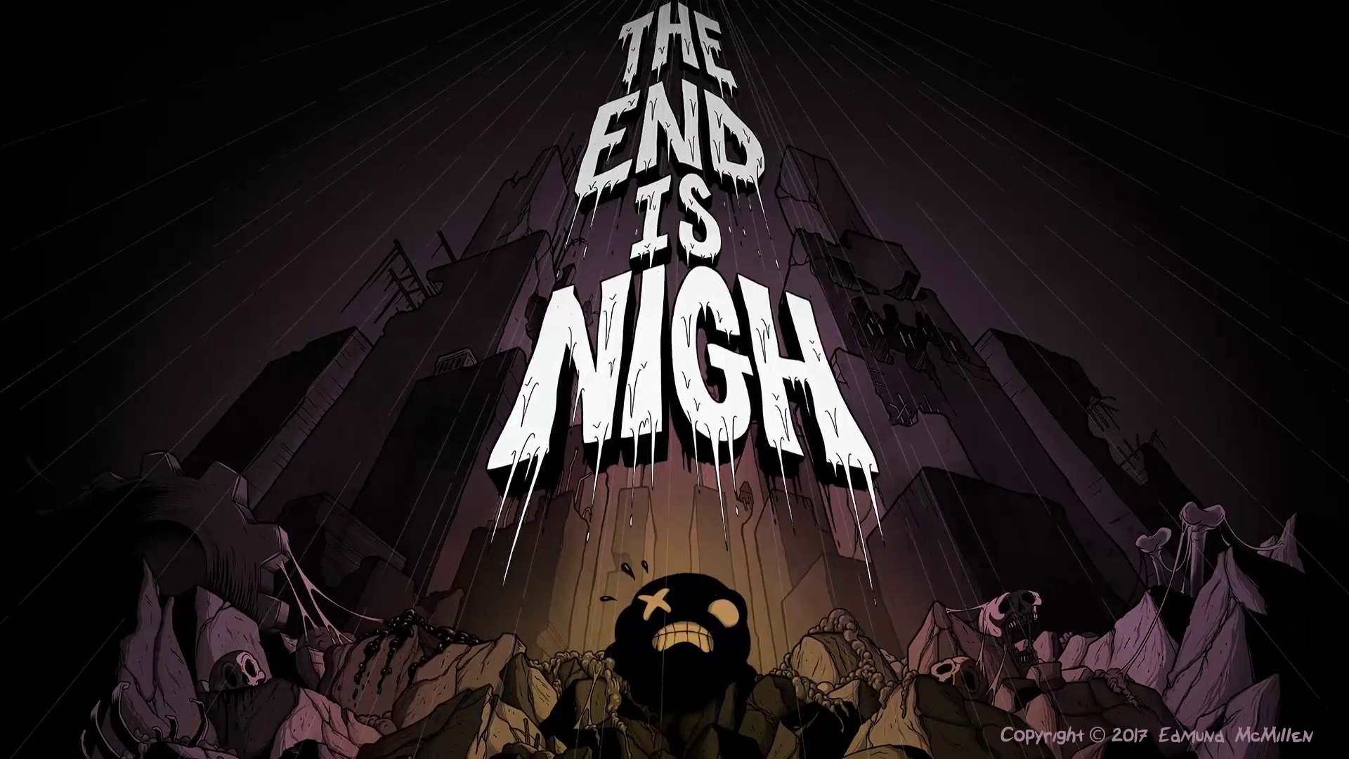 3 The End Is Nigh HD Wallpapers