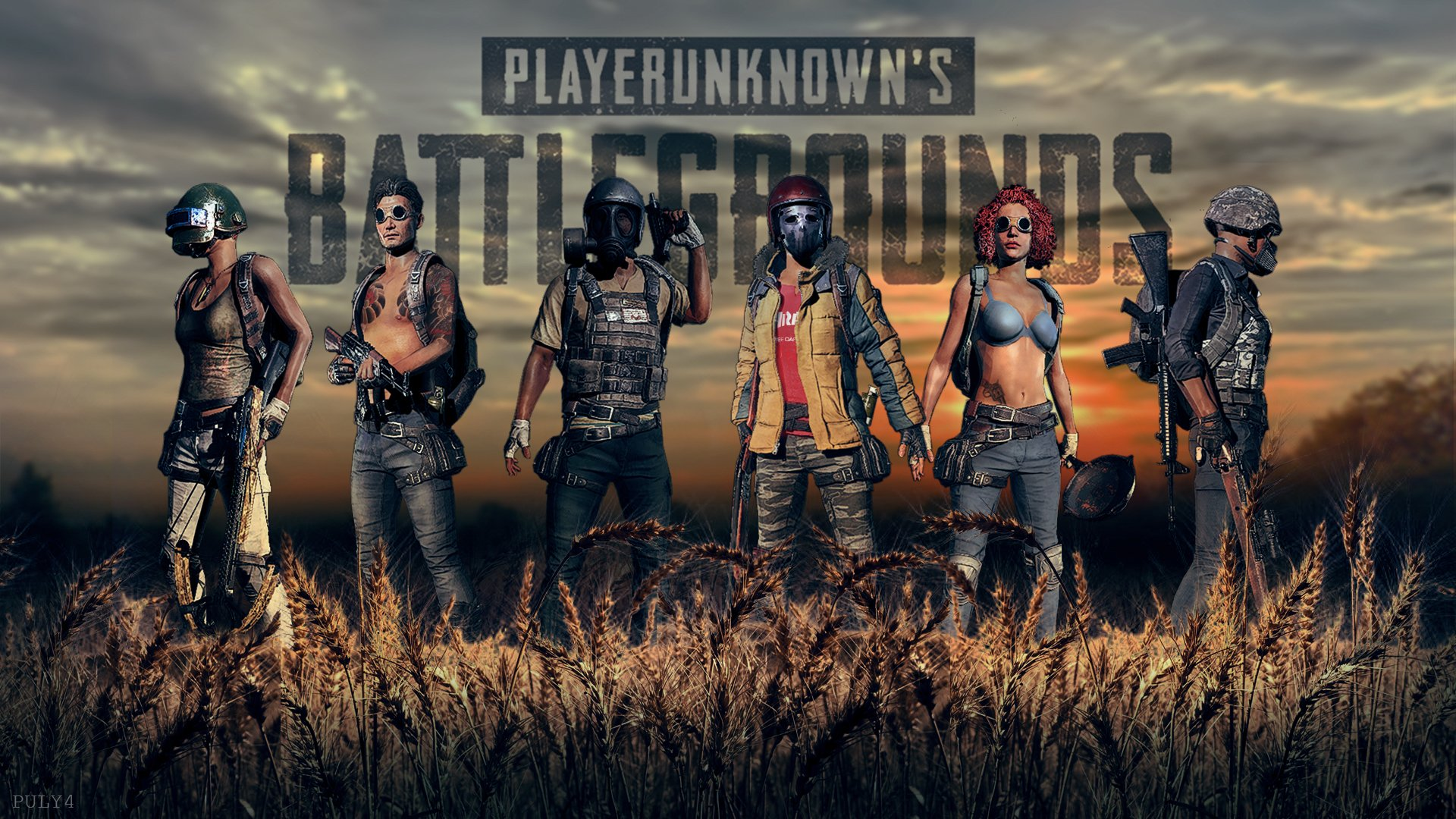 Video Game - PlayerUnknown's Battlegrounds  Wallpaper