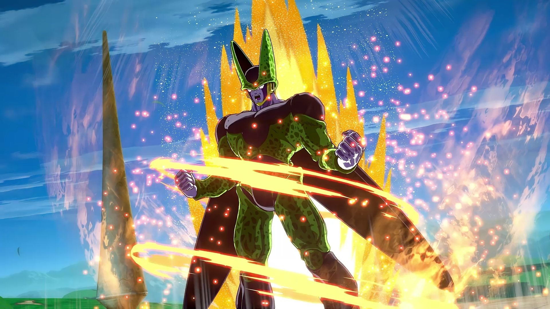 Video Game - Dragon Ball FighterZ  Cell (Dragon Ball) Wallpaper