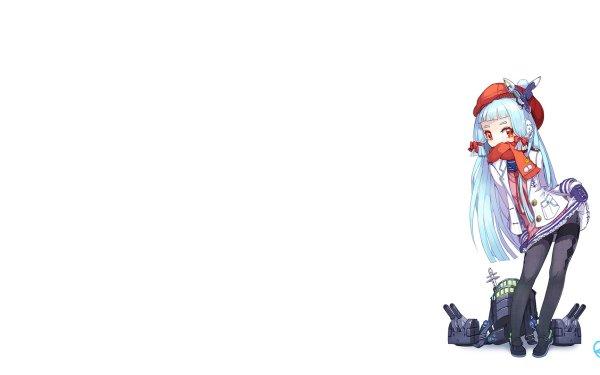 Anime Kantai Collection Murakumo HD Wallpaper   Background Image
