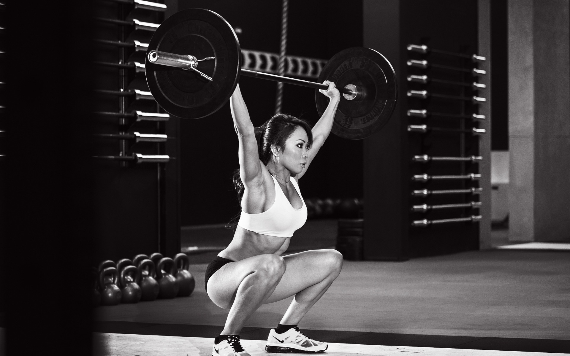 Weightlifting HD Wallpaper