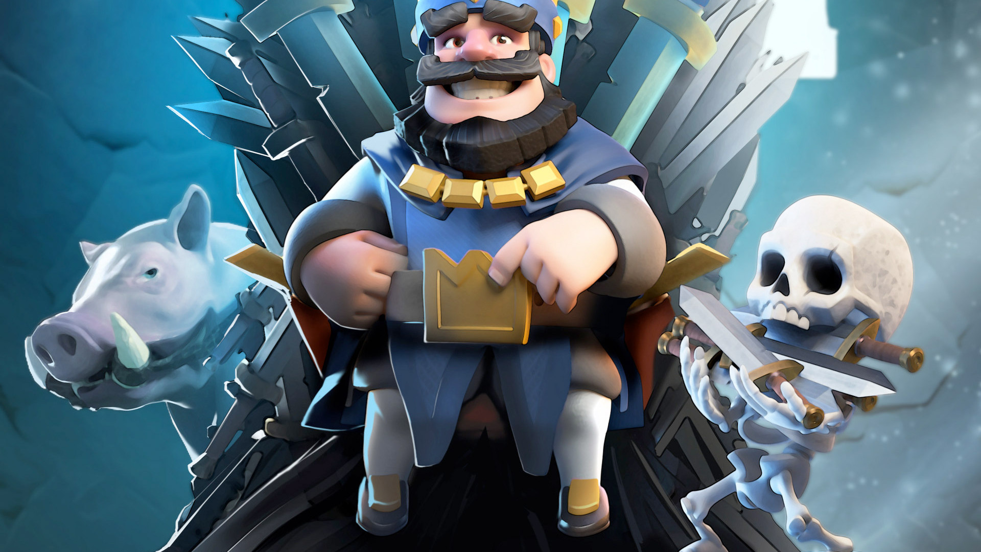 22 clash royale hd wallpapers background images wallpaper abyss - Clash royale 2560x1440 ...