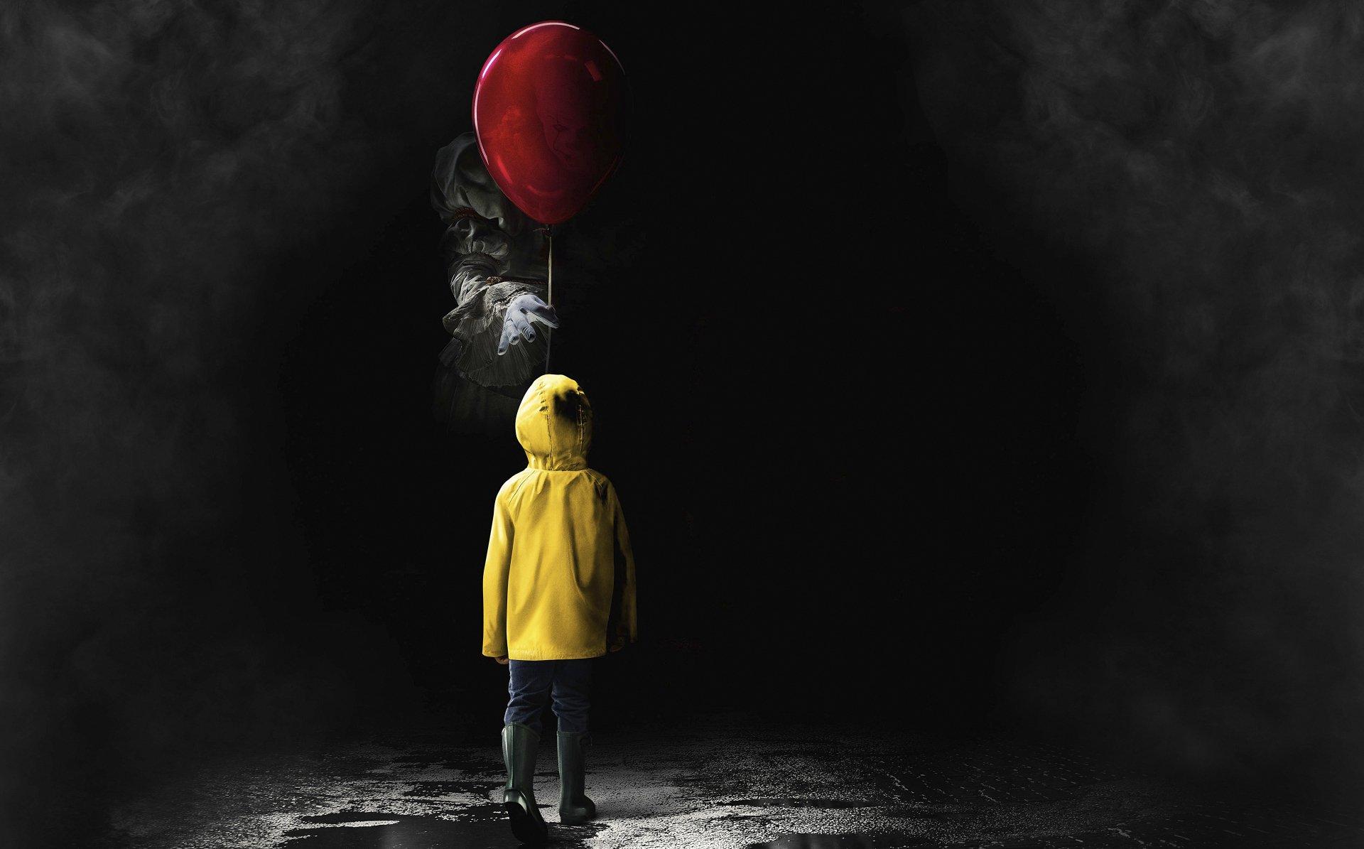 Movie - It (2017)  Wallpaper