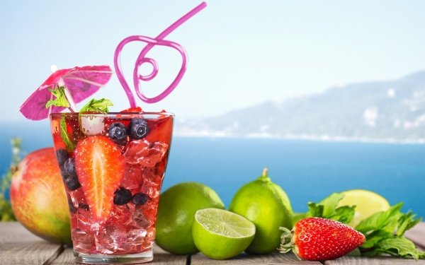 Food Drink Cocktail Juice HD Wallpaper | Background Image
