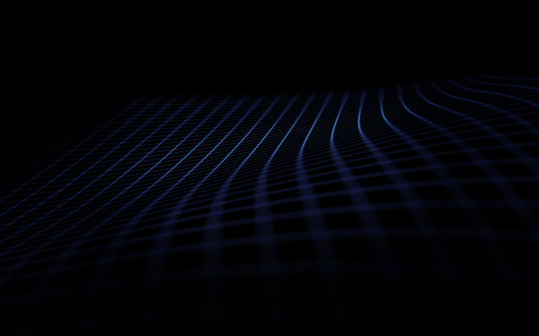 Abstract Blue Grid HD Wallpaper | Background Image