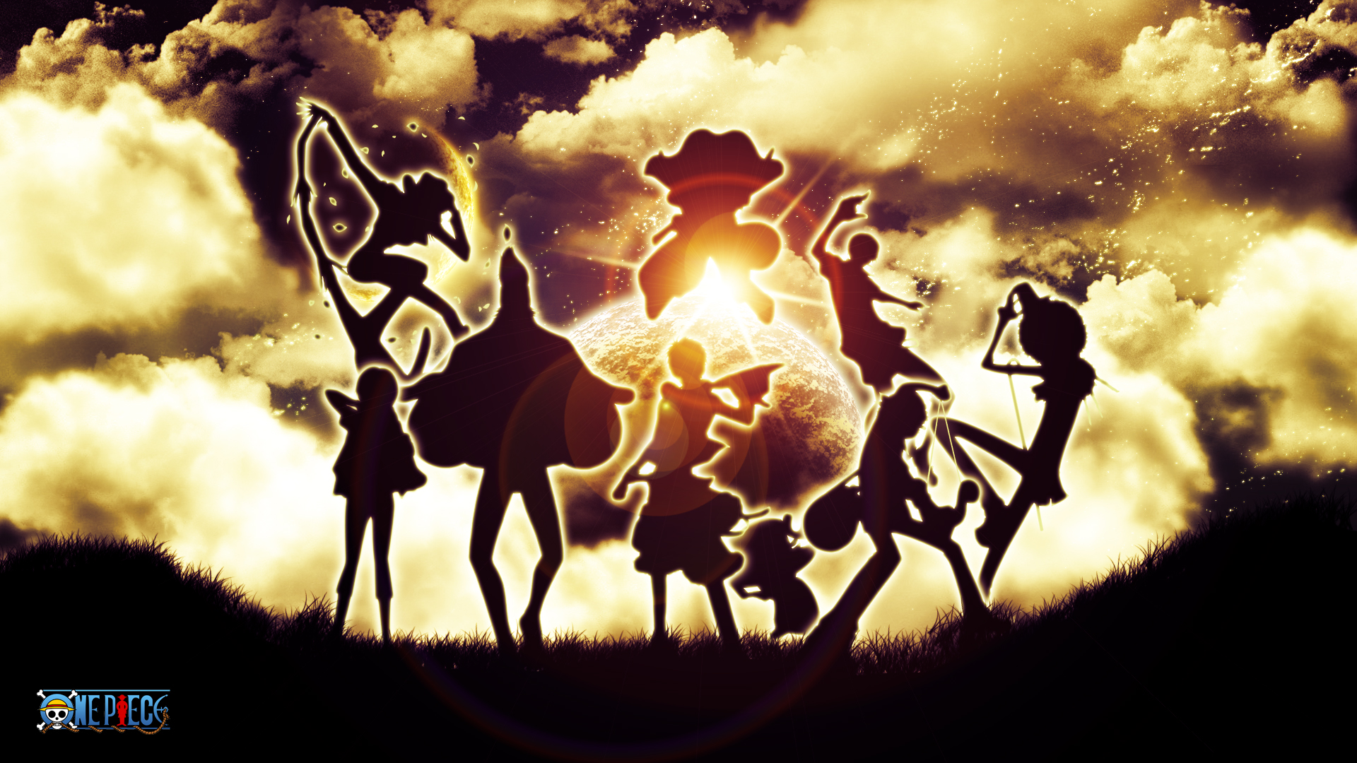 Sunrise On The Straw Hats Future Full HD Wallpaper And Background