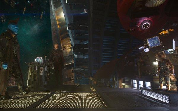 Movie Guardians of the Galaxy Vol. 2 Rocket Raccoon Sean Gunn Michael Rooker Yondu Udonta HD Wallpaper | Background Image