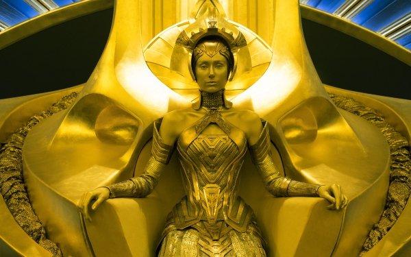 Movie Guardians of the Galaxy Vol. 2 Elizabeth Debicki Ayesha HD Wallpaper | Background Image