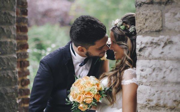 Photography Love Groom Wedding Romantic Bride HD Wallpaper | Background Image