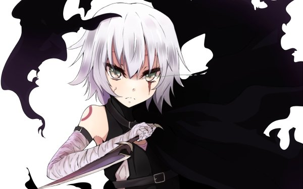 Anime Fate/Apocrypha Fate Series Assassin of Black HD Wallpaper | Background Image