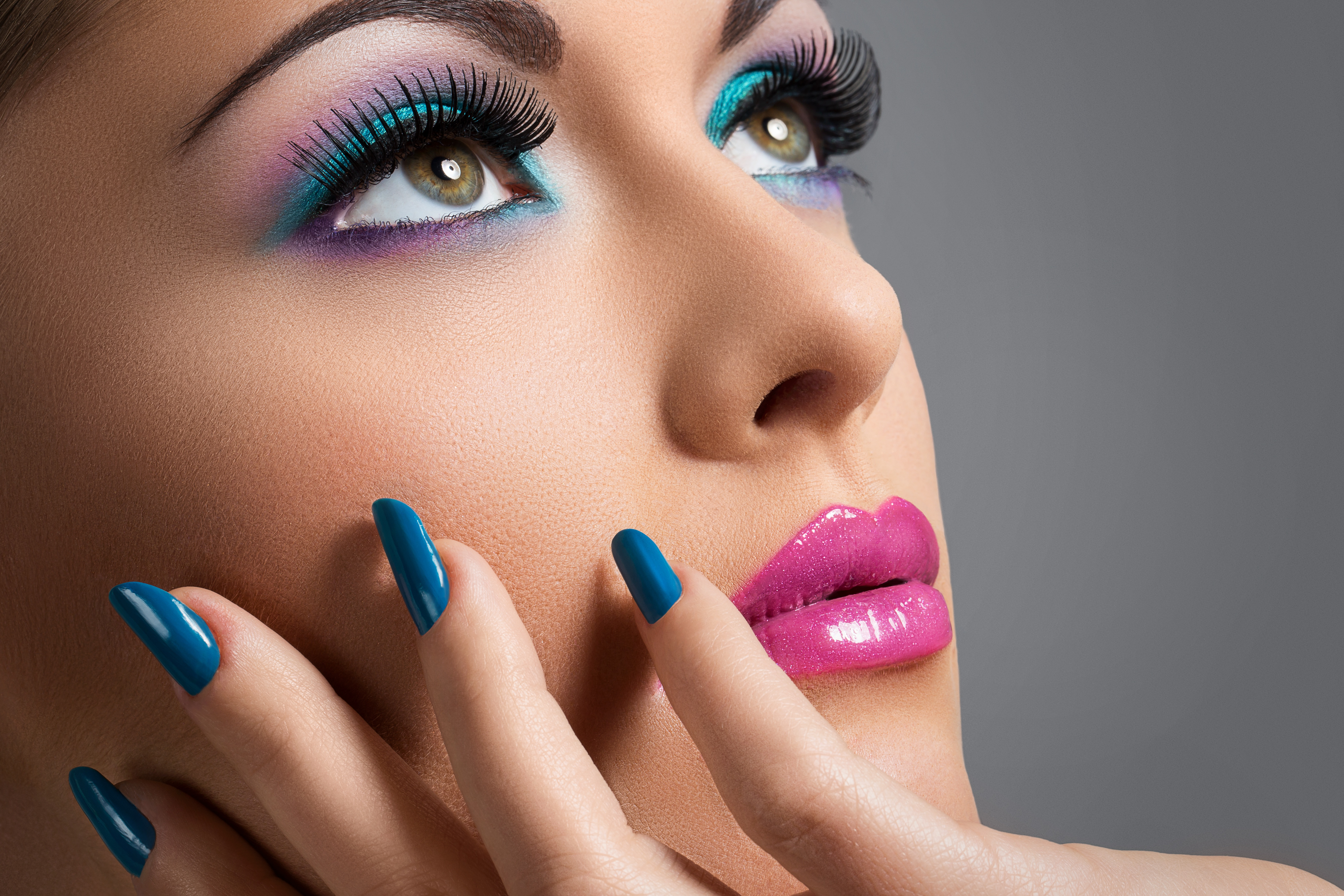 Girl with Make-up 5k Retina Ultra HD Wallpaper and Background Image ...