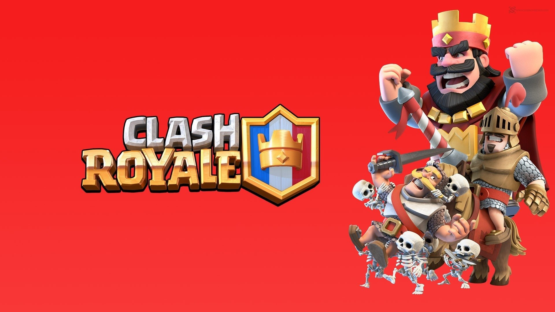 Clash Royale HD Wallpaper | Background Image | 1920x1080 ...