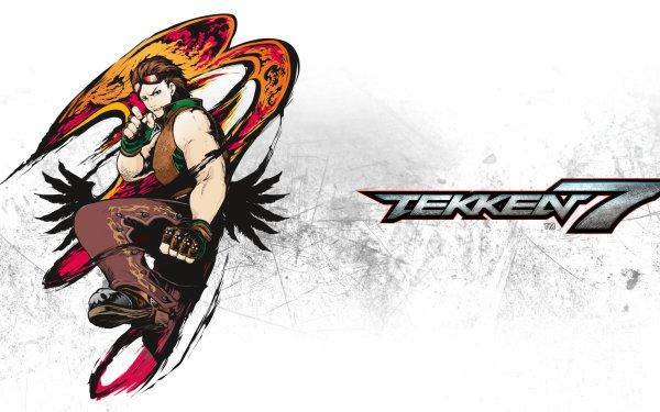 Video Game Tekken 7 Tekken Hwoarang HD Wallpaper | Background Image
