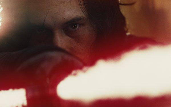 Movie Star Wars: The Last Jedi Star Wars Kylo Ren Adam Driver HD Wallpaper | Background Image