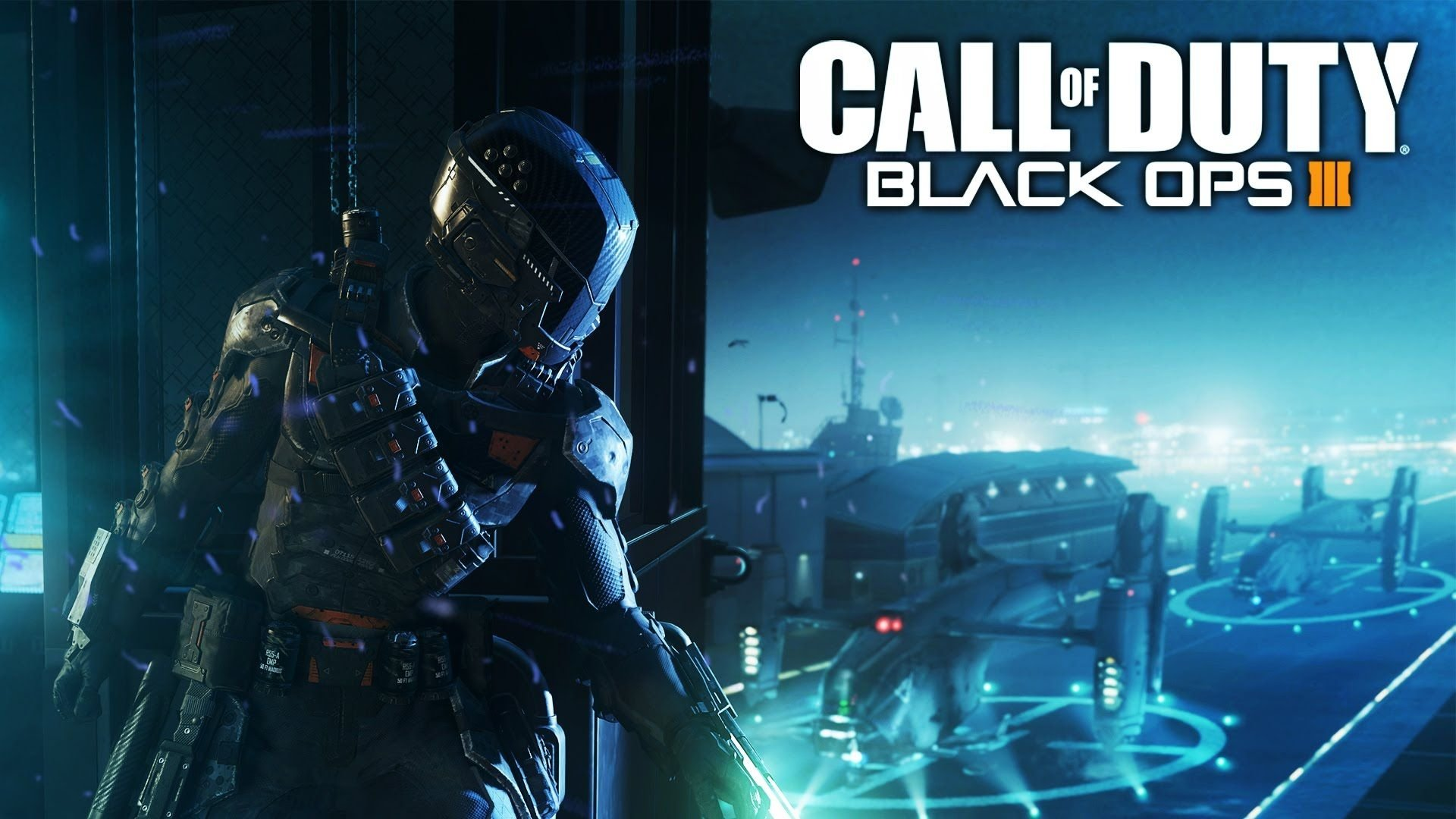 Call Of Duty Black Ops Iii Hd Wallpaper Background Image