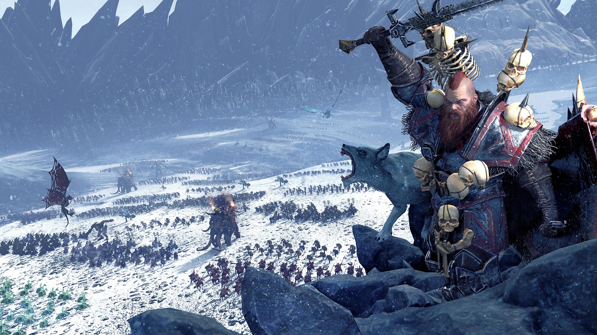 Total War Warhammer Wallpaper: Total War: Warhammer HD Wallpaper