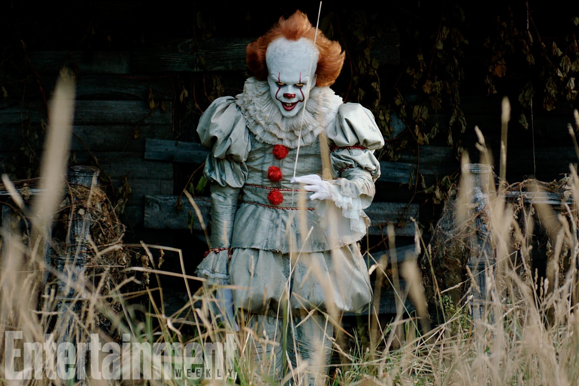 Movie - It (2017)  Pennywise (It) Wallpaper