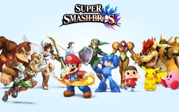 178 Super Smash Bros For Nintendo 3DS And Wii U HD Wallpapers