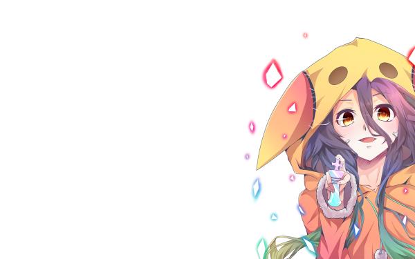 Anime No Game No Life Shuvi Dola No Game No Life: Zero HD Wallpaper | Background Image