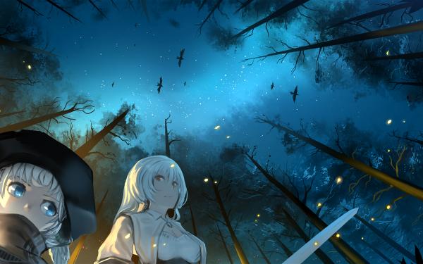 Anime Pixiv Fantasia RD HD Wallpaper | Background Image