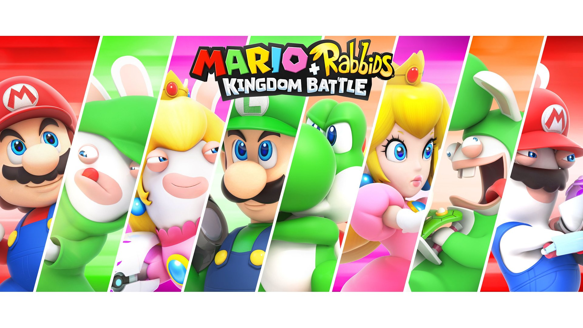 6 mario + rabbids kingdom battle hd wallpapers | background images