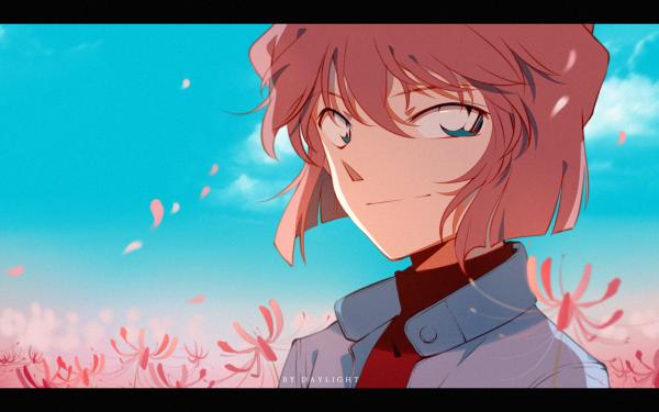 Anime Detective Conan Ai Haibara HD Wallpaper | Background Image