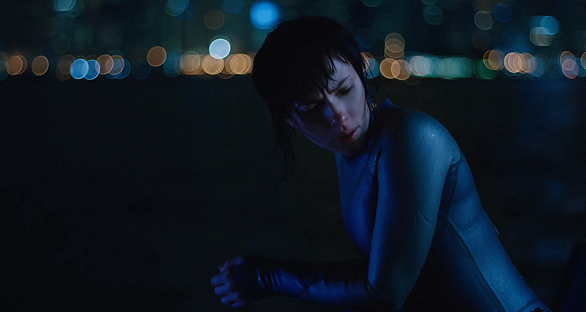 Ghost In The Shell 2017 Wallpaper And Background Image
