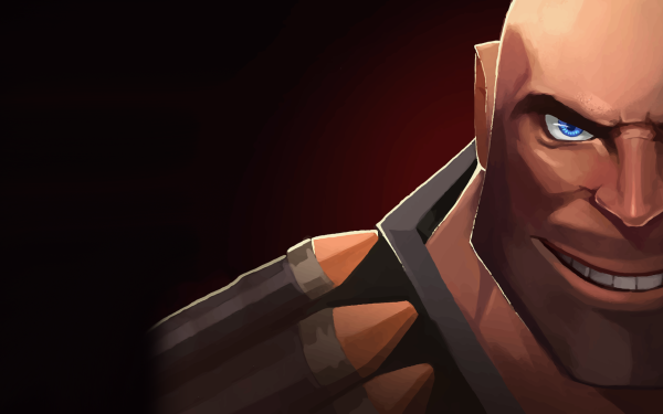 Video Game Team Fortress 2 Team Fortress Heavy HD Wallpaper | Background Image