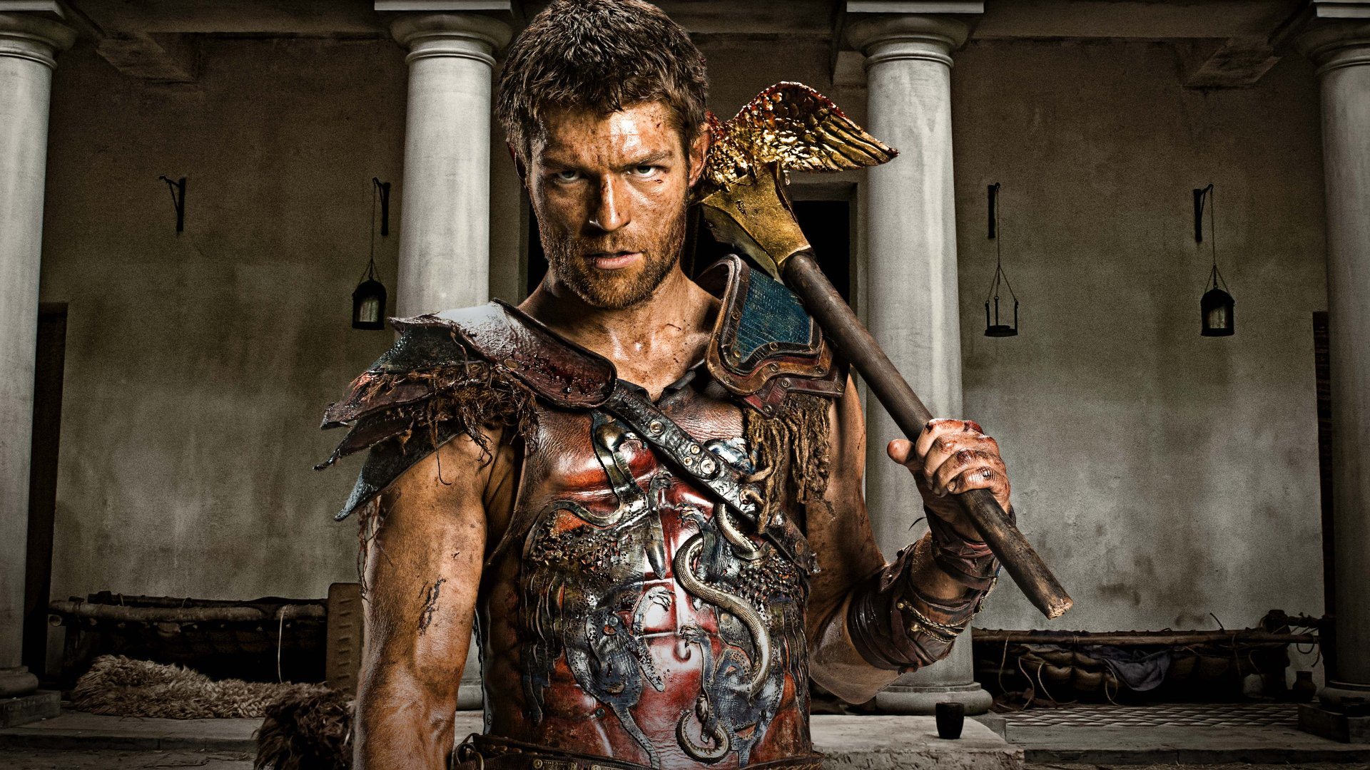 Spartacus 4k ultra hd wallpaper background image - Tv series wallpaper 4k ...