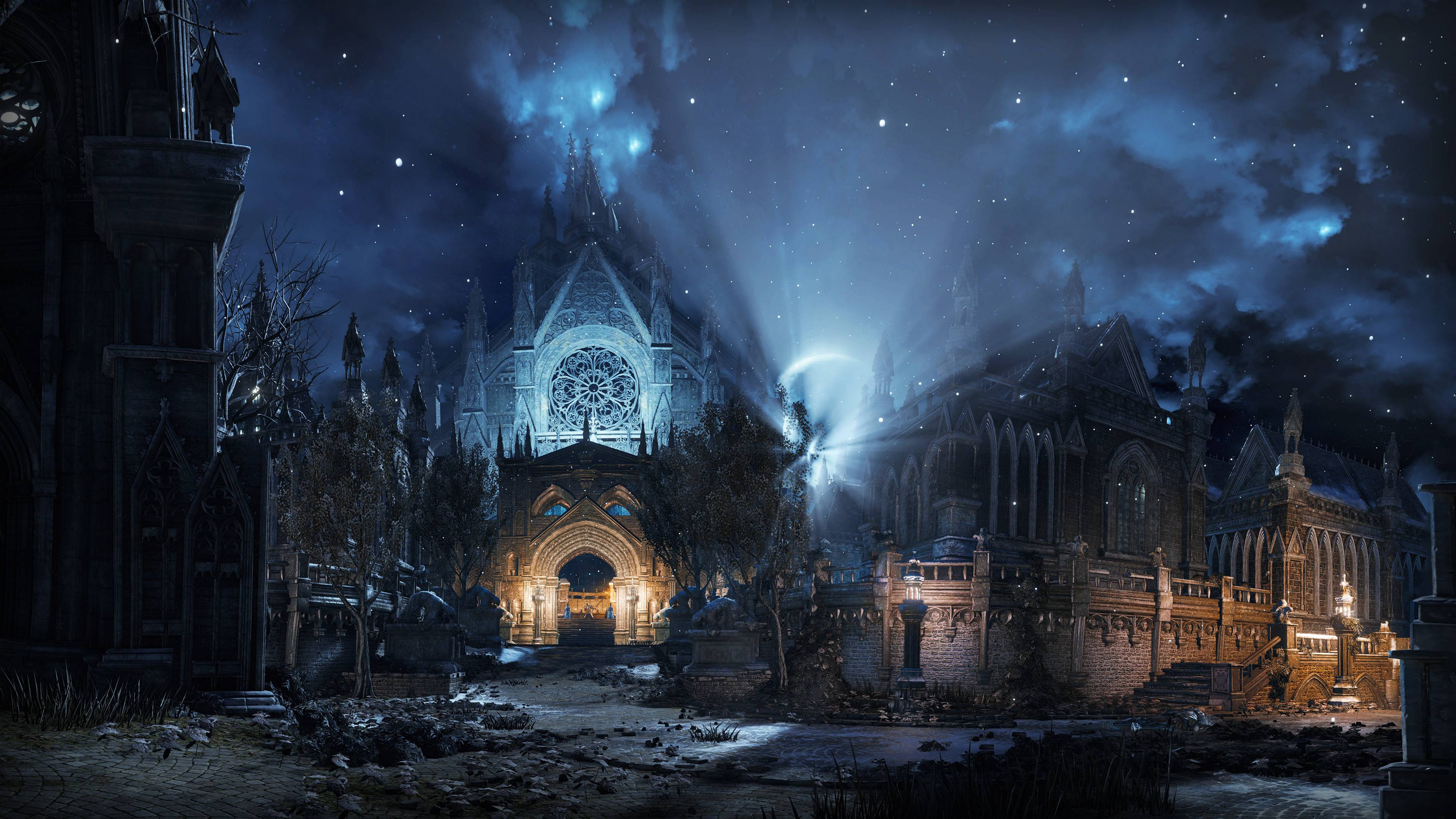 Dark Souls 3 4k Wallpaper: Dark Souls III 4k Ultra HD Wallpaper