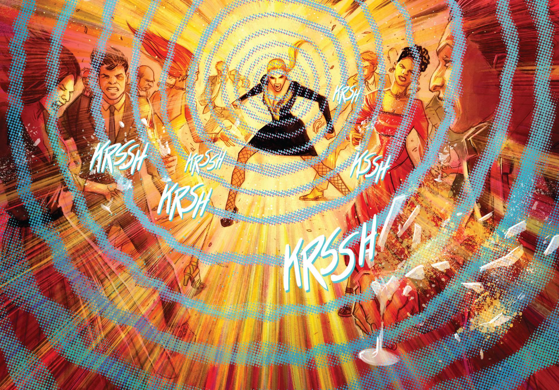 Comics - Black Canary  Wallpaper