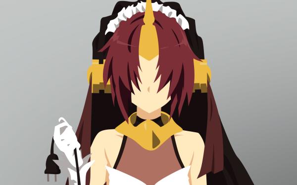 Anime Fate/Apocrypha Fate Series Frankenstein Berserker of Black Minimalist HD Wallpaper | Background Image