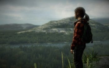 84 Ellie The Last Of Us Hd Wallpapers Background Images Wallpaper Abyss