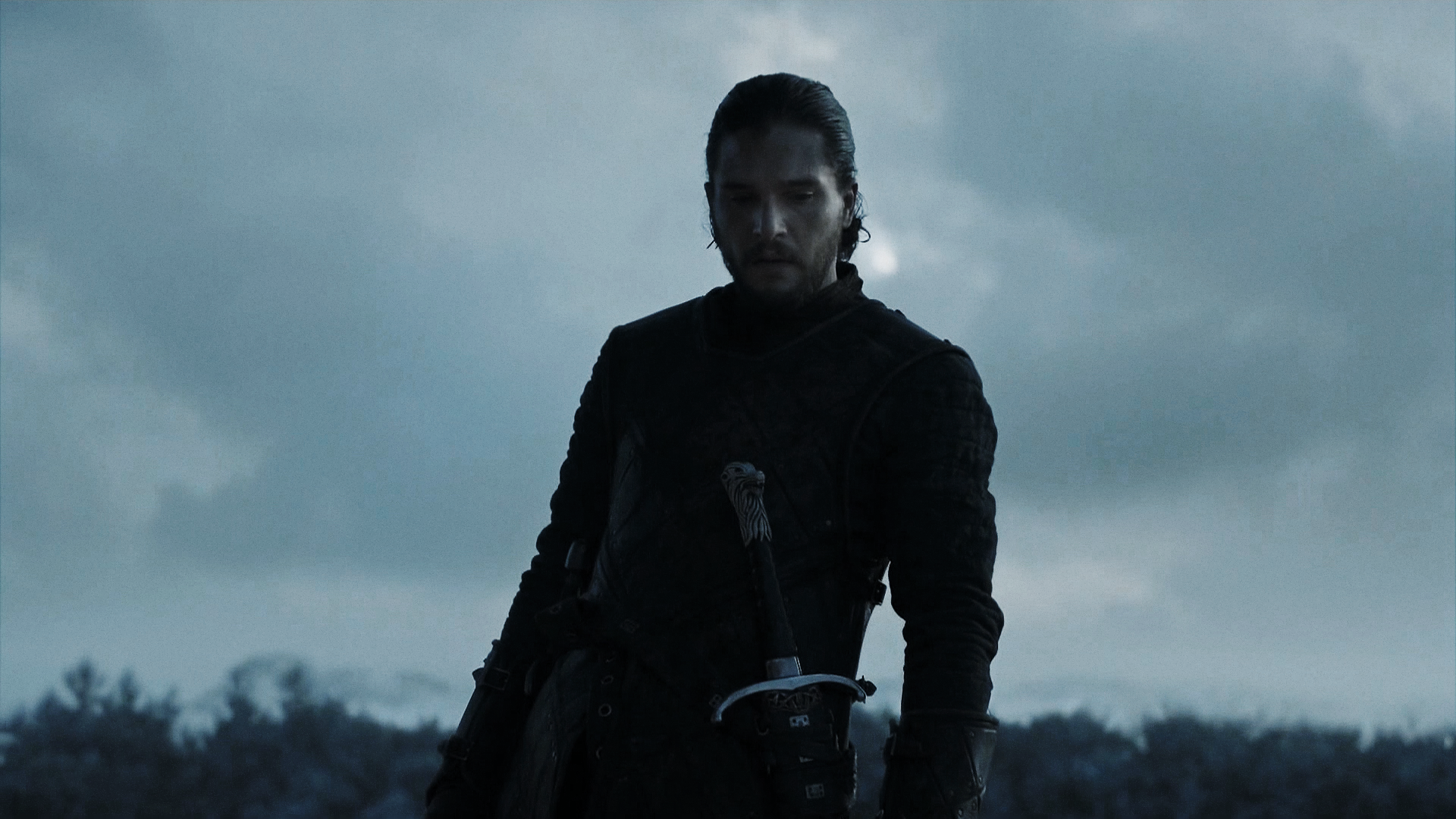 Jon Snow Full HD Wallpaper And Background Image