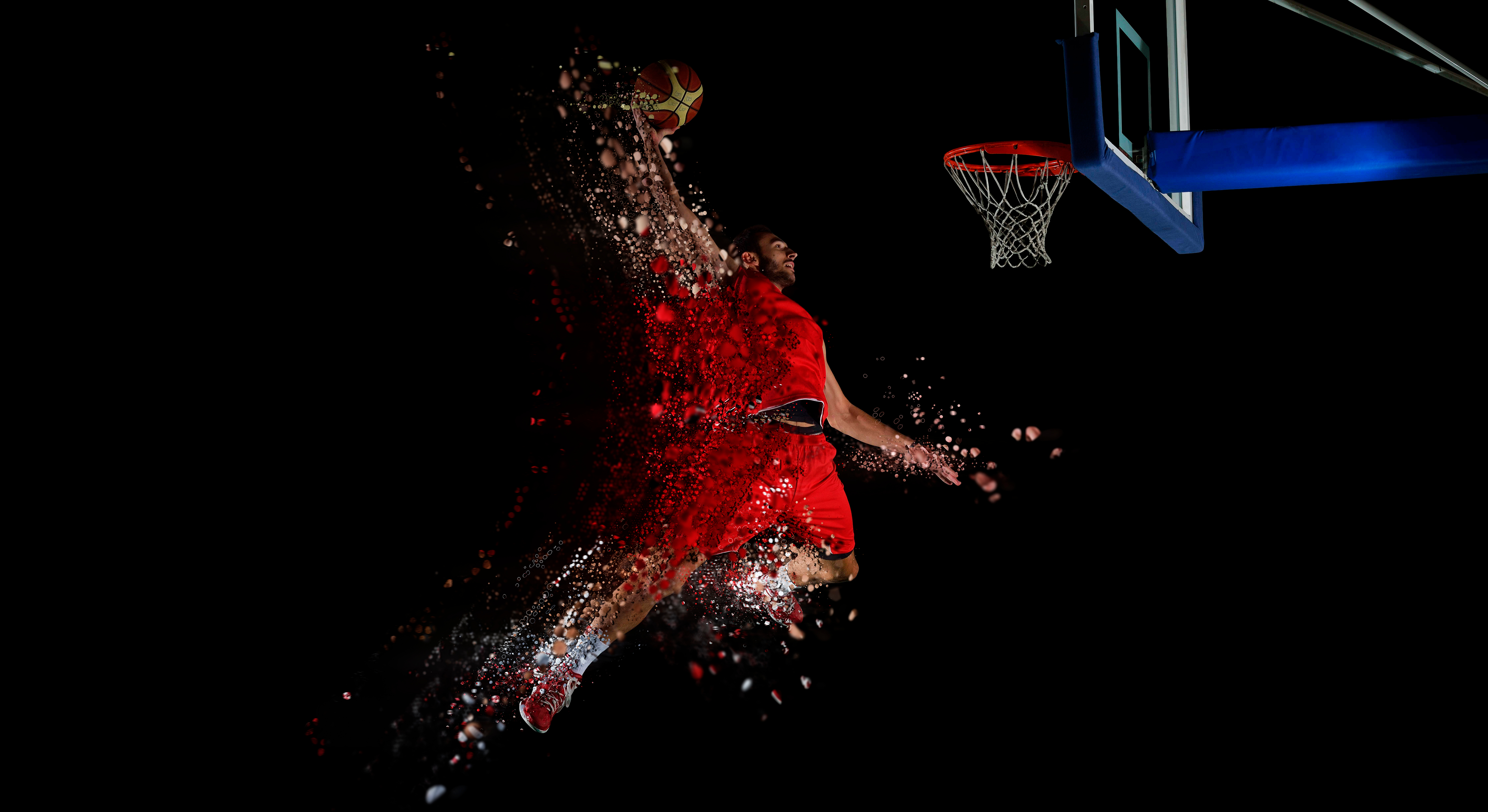 Basketball 4k Ultra Hd Wallpaper Background Image 5000x2729 Id 872479 Wallpaper Abyss