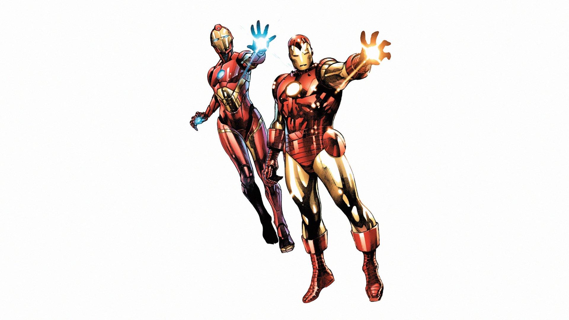 Iron Man Fondo De Pantalla HD