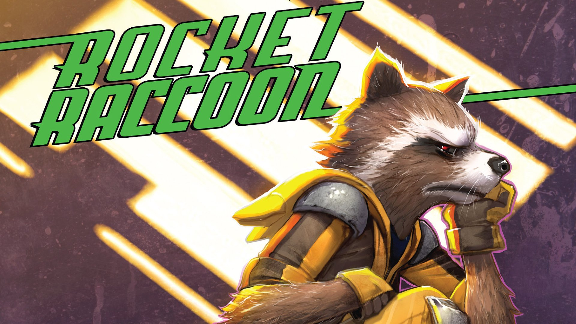 Rocket Raccoon HD Wallpaper | Background Image | 1920x1080