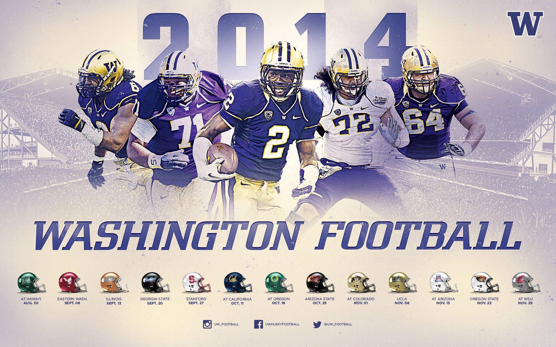 Washington Huskies Hd Wallpaper Hintergrund 1920x1200 Id