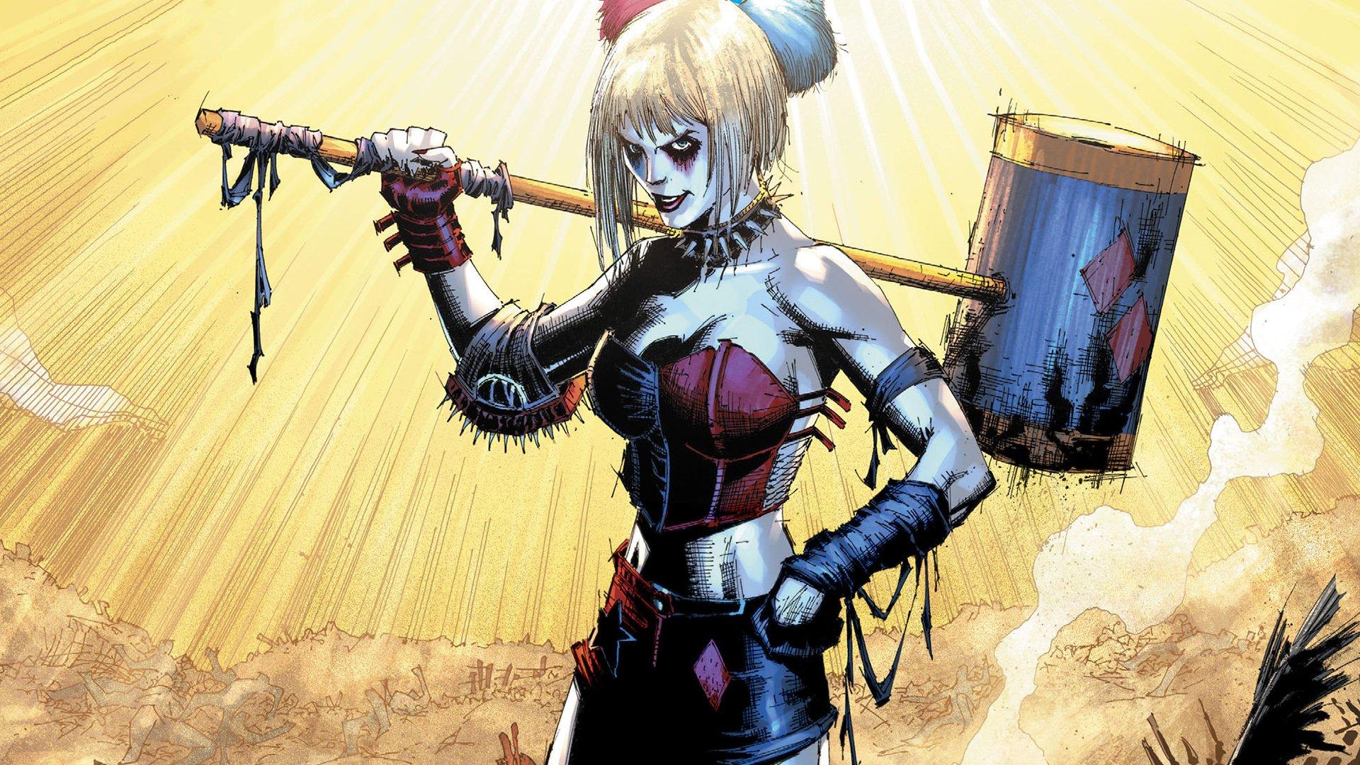 Comics - Harley Quinn  Wallpaper