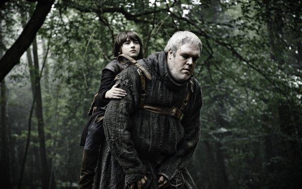 TV Show Game Of Thrones Bran Stark Isaac Hempstead-Wright Hodor Kristian Nairn HD Wallpaper | Background Image